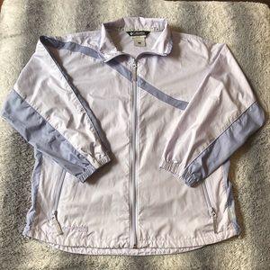 🏔Columbia Light Womens Jacket X.C.O Purple Size M